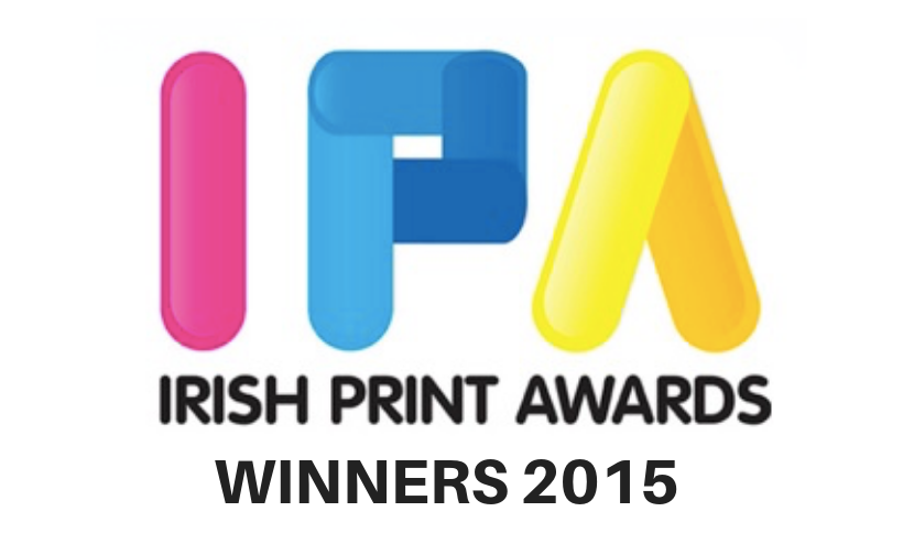 P+D Irish Print Awards Winners 2015