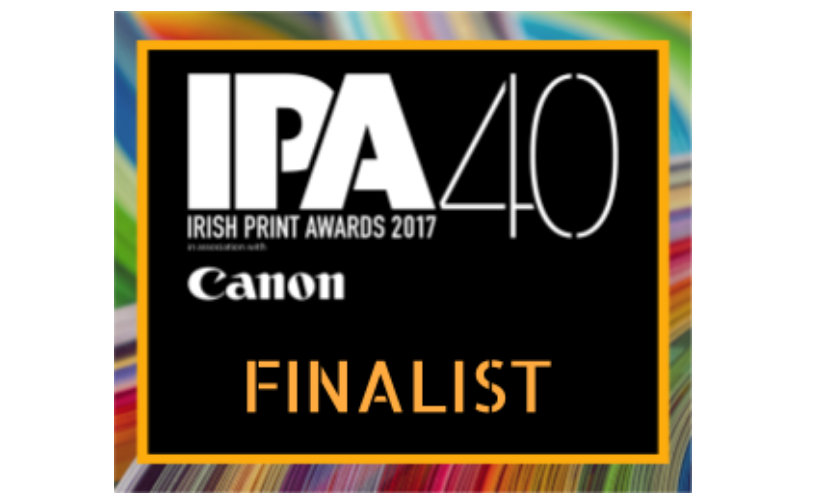 P+D Irish Print Awards 2017