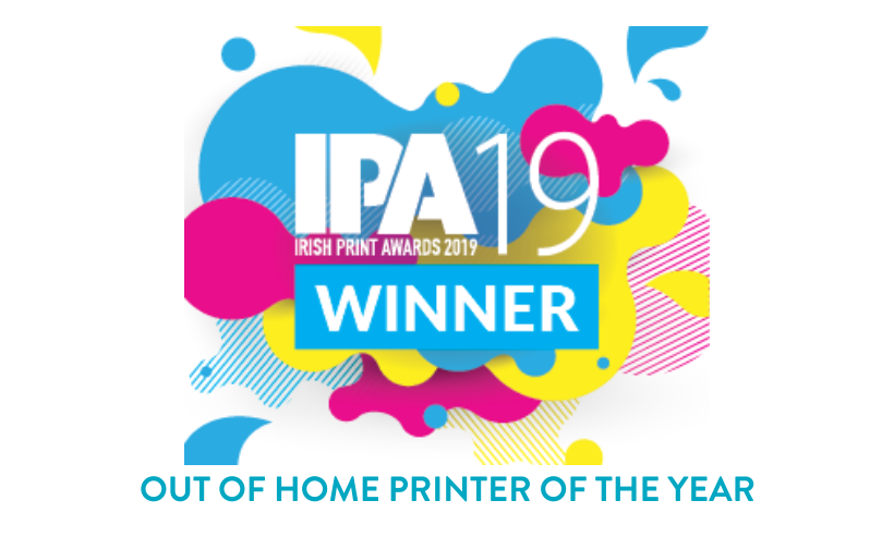 Out Of Home Printer Of The Year 2019