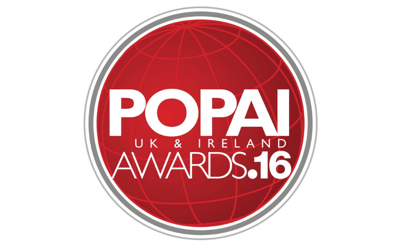 POPAI 2016 AWARDS P+D